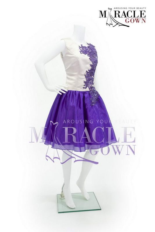Sewa Gaun Surabaya - Miracle Gown - Byzantine laced dress